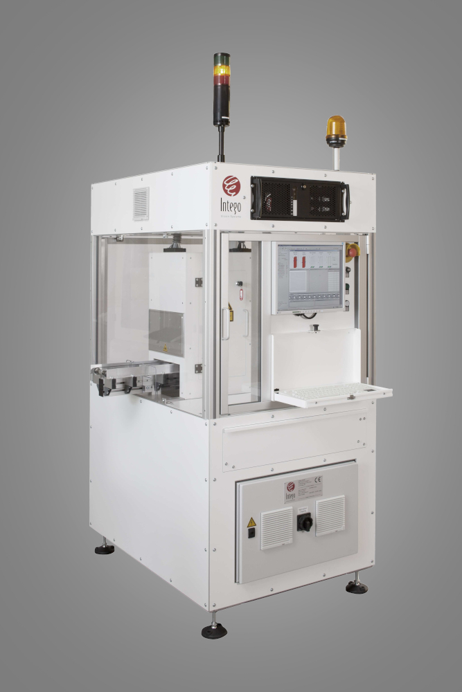 ANTARES inspection system for wafers and cells